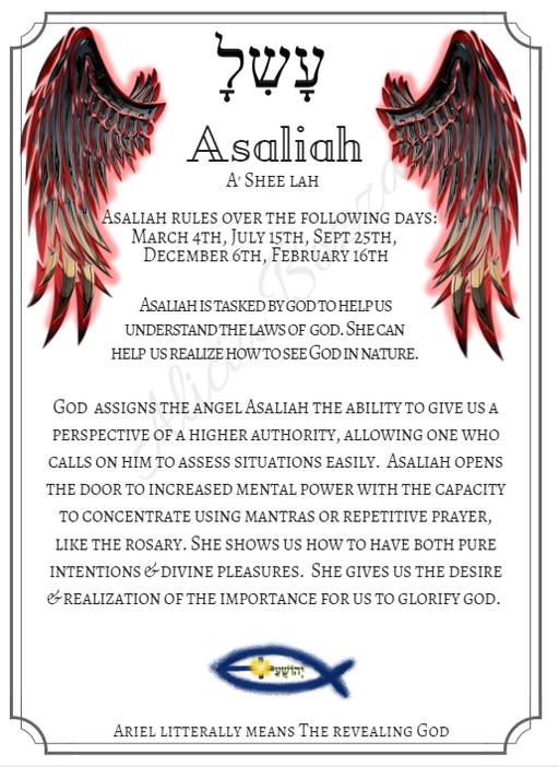 ASALIAH angle pronunciation