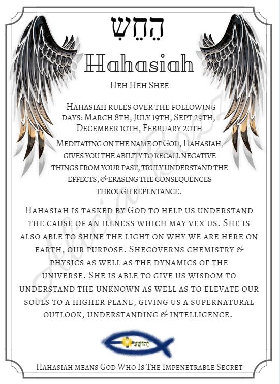 HAHASIAH angle pronunciation