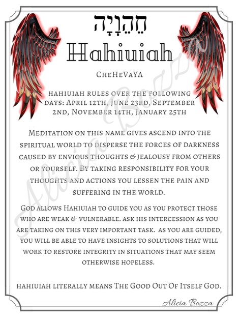 HAHEUIAH angle pronunciation