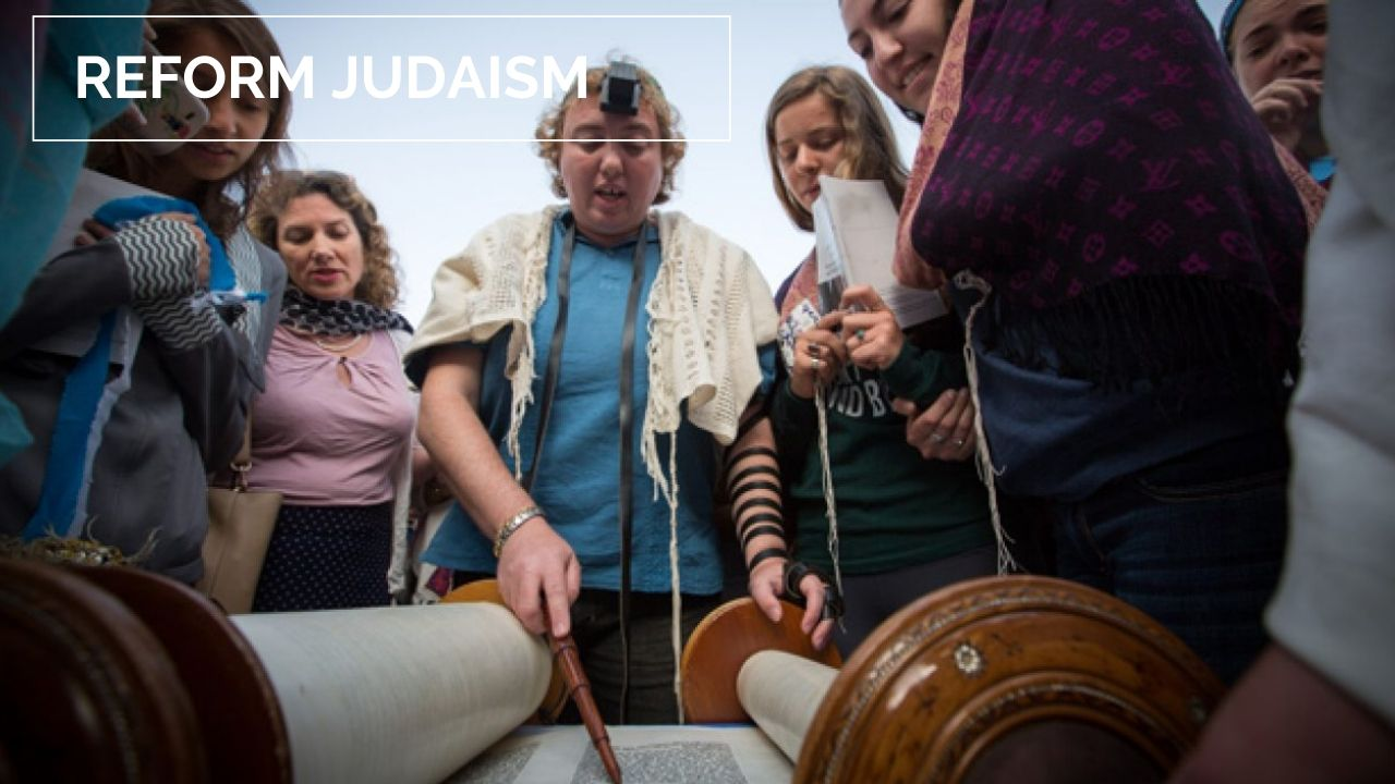 Fundamentals of Reform Judaism Beliefs