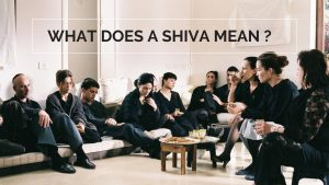 Jewish Funeral Ceremony-Sitting Shiva Customs