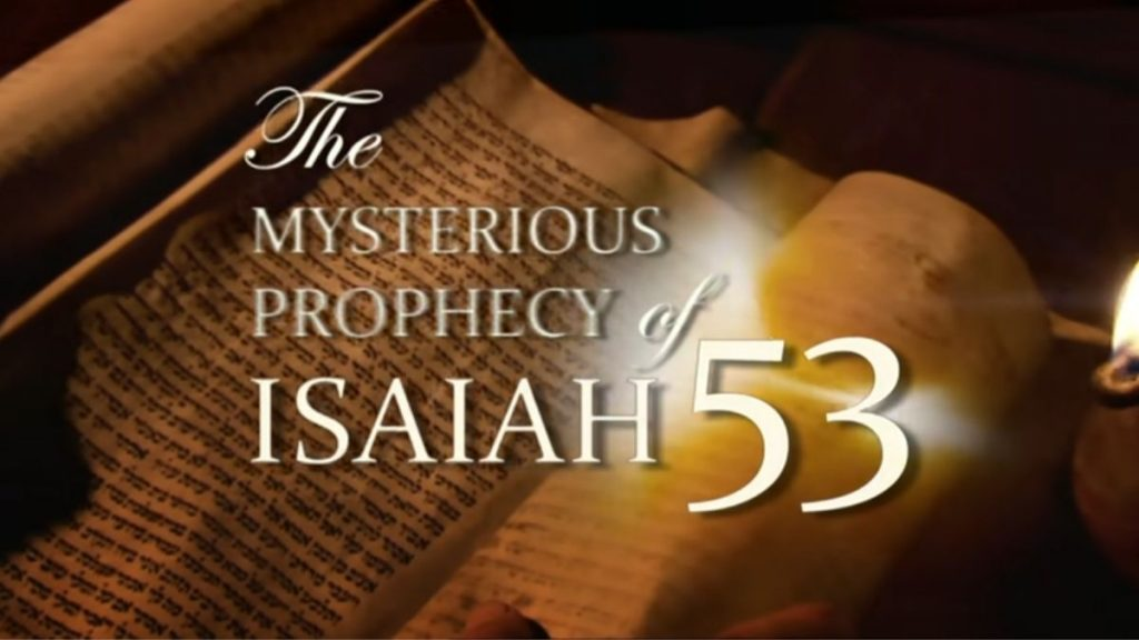 The Forbidden Chapter -Who Is the Suffering Servant in Isaiah 53_