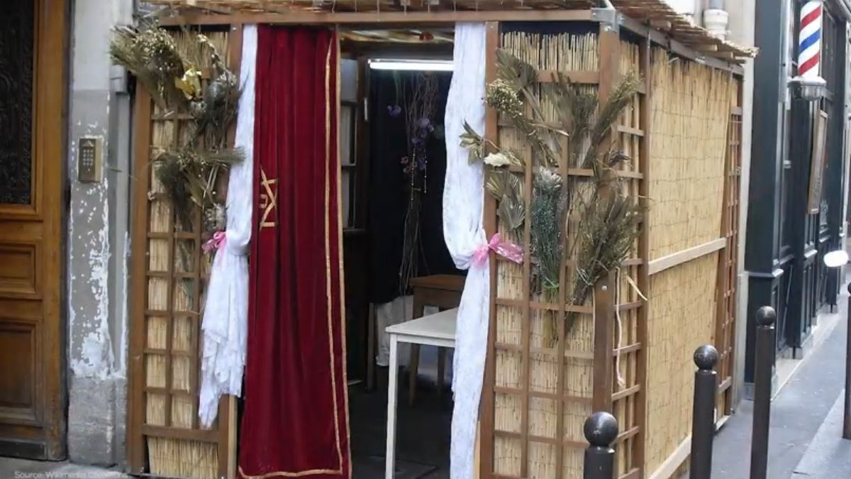 Read more about the article What Is Sukkot and Why Is It celebrated?