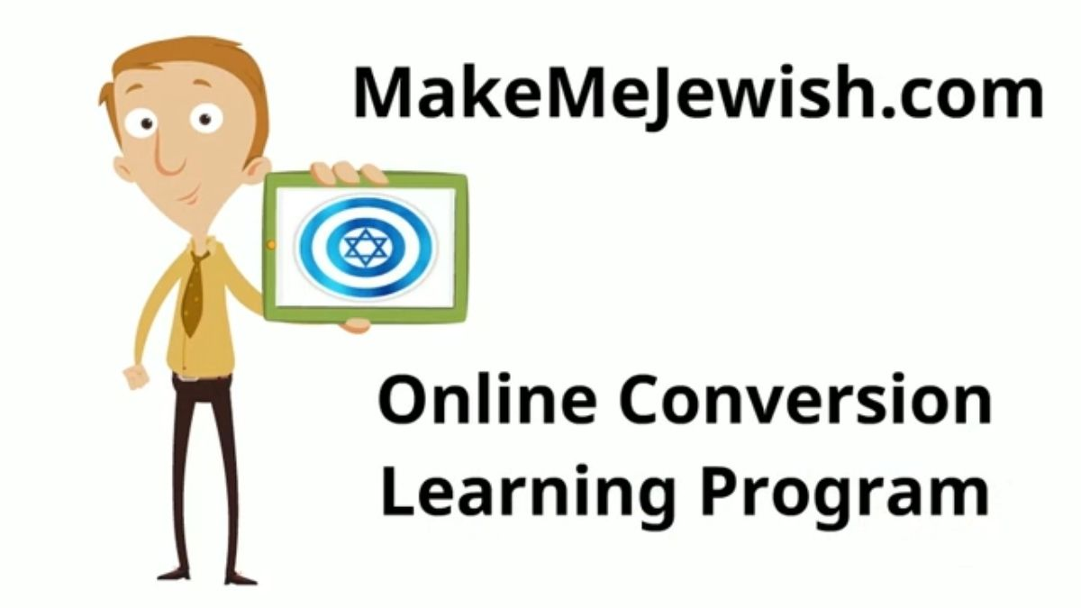 Convert to Judaism Online? Yes, You Can