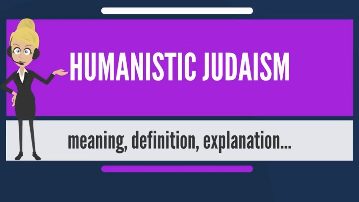 What Is Secular Humanistic Judaism ?