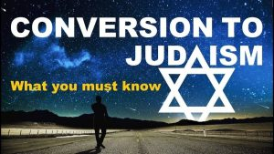 History of Conversion to Judaism in Biblical Times