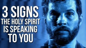 3 Physical Signs the Holy Spirit is Speaking to You