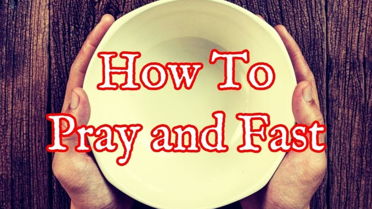 3 STEPS to Pray and Fast For a Breakthrough: Complete Guide