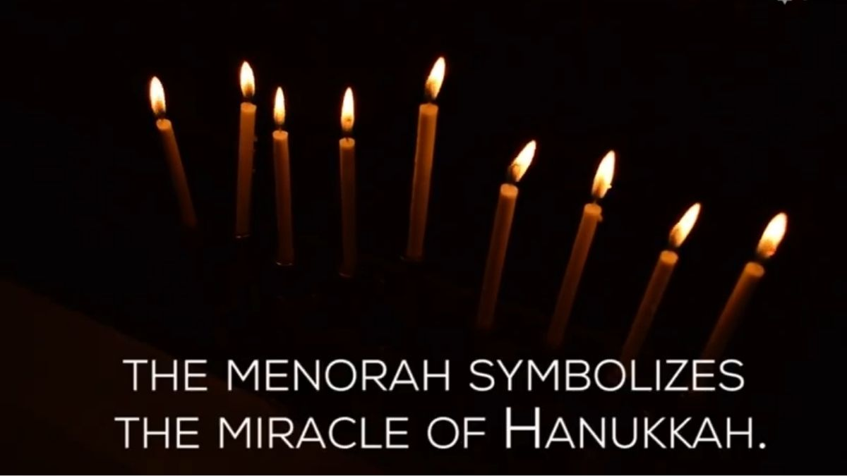 Hanukkah:History, Bible, Miracle of the Oil, Menorah, Food