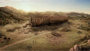 Jesus Flood: The Message Behind Noah Ark