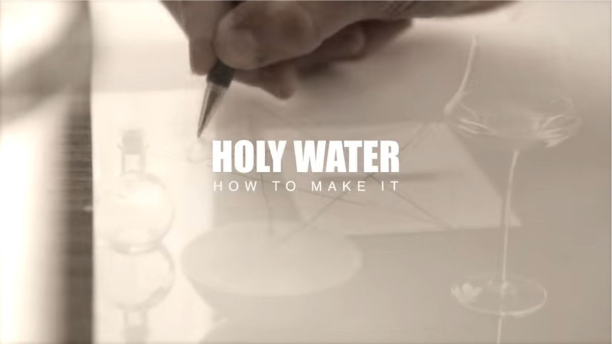 Is Holy Water Same as Regular Water? [Explained]