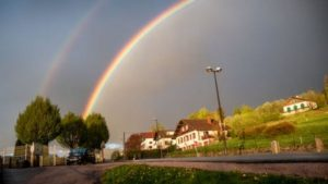 Read more about the article Double Rainbow: Symbolism, Spiritual and Biblical Meaning [Explained]